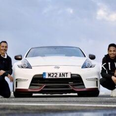 370Z Nismo with guys from SportZnTouring